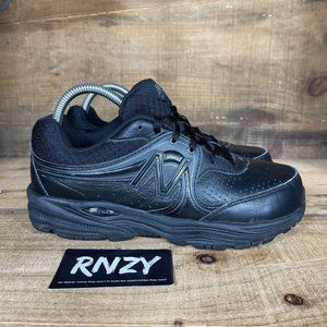 New Balance 840 Black Wide Width Athletic Sneakers